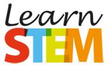 Learn STEM logo